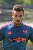 Sacha CLEMENCE   - 27.06.2015 - Creteil / Selection de Paris - Match amical<br /> Photo : Nolwenn Le Gouic  / Icon Sport