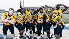2014 A&T Football Picture Day