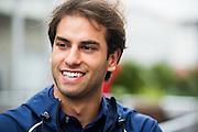 October 23-25, 2015: United States GP 2015: Felipe Nasr (BRA), Sauber