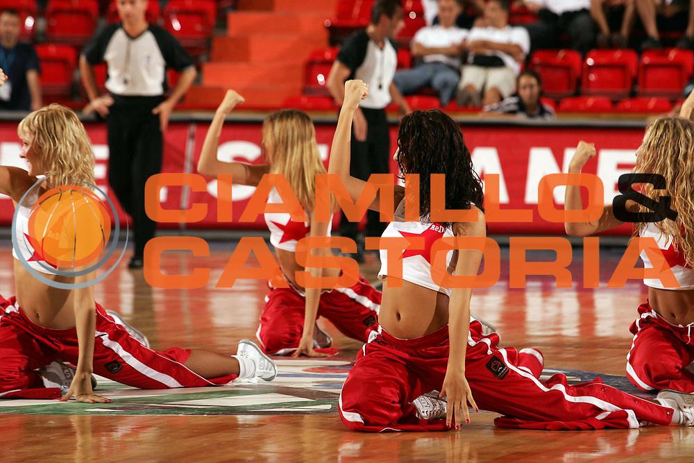 DESCRIZIONE : Ankara Eurobasket Women 2005 Spagna-Repubblica Ceca<br /> GIOCATORE : Cheerleaders<br /> SQUADRA : Red Foxes<br /> EVENTO : Eurobasket Women 2005 Campionati Europei Donne 2005<br /> GARA : Spagna Repubblica Ceca Spain Czech Republic<br /> DATA : 10/09/2005<br /> CATEGORIA :<br /> SPORT : Pallacanestro<br /> AUTORE : Ciamillo&amp;Castoria/Fiba Europe