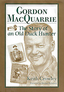 Gordon MacQuarrie: The Story of an Old Duck Hunter book jacket cover.