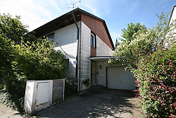 File photo of the home of Gudrun Berwitz, in a southern area of Munich Germany, daughter of Heinrich Himmler the former head of the Nazi SS party. June 2011 Photo by: Roger Allen / i-Images