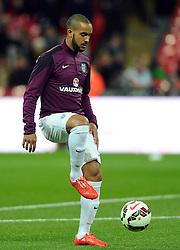 Theo Walcott of England (Arsenal)  - Photo mandatory by-line: Joe Meredith/JMP - Mobile: 07966 386802 - 27/03/2015 - SPORT - Football - London - Wembley Stadium - England v Lithuania - UEFA EURO 2016 Qualifier