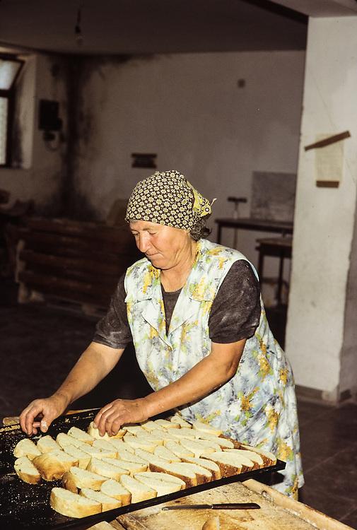 women making cookies