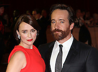 Matthew Macfadyen; Keeley Hawes The Three Musketeers World Premiere, Westfield, London, UK. 04 October 2011. Contact: Rich@Piqtured.com +44(0)7941 079620 (Picture by Richard Goldschmidt)