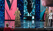 04.03.2018; Hollywood, USA: OSCAR TELECAST<br /> for the 90th Annual Academy Awards at the Dolby&reg; Theatre in Hollywood.<br /> Mandatory Photo Credit: AMPAS/Newspix International<br /> <br /> IMMEDIATE CONFIRMATION OF USAGE REQUIRED:<br /> Newspix International, 31 Chinnery Hill, Bishop's Stortford, ENGLAND CM23 3PS<br /> Tel:+441279 324672  ; Fax: +441279656877<br /> Mobile:  07775681153<br /> e-mail: info@newspixinternational.co.uk<br /> Usage Implies Acceptance of Our Terms &amp; Conditions<br /> Please refer to usage terms. All Fees Payable To Newspix International<br /> Jodi Foster and Jennifer Lawrence present the Oscar&reg; for best actress in a leading role to Frances McDormand.