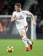 AFC Bournemouth v Burnley - 29 Nov 2017