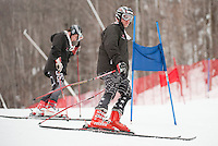 FIS Mens Giant Slalom at Dartmouth Skiway March 18, 2011.
