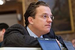 14.12.2010, Landtag, Graz, AUT, Sitzung des Steiermärkischen Landtags, im Bild Klubobmann Georg Mayer (FPÖ), EXPA Pictures © 2010, PhotoCredit: EXPA/ Erwin Scheriau