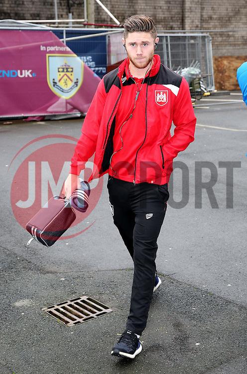 Joe Bryan of Bristol City arrives at Turf Moor  - Mandatory byline: Matt McNulty/JMP - 07966 386802 - 28/12/2015 - FOOTBALL - Turf Moor - Burnely, England - Burnley v Bristol City - Sky Bet Championship