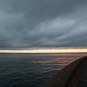 Today's white winter sunrise at Narragansett Beach, Narragansett  Rhode Island  February  25, 2013.