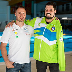 20200603: SLO, Paralympic sports - Darko Duric and Dejan Fabcic ending their sports career