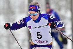 PYY Sini, FIN, LW11 at the 2018 ParaNordic World Cup Vuokatti in Finland