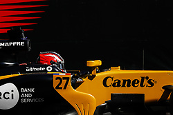 October 27, 2017 - Mexico-City, Mexico - Motorsports: FIA Formula One World Championship 2017, Grand Prix of Mexico, ..#27 Nico Hulkenberg (GER, Renault Sport F1 Team) (Credit Image: © Hoch Zwei via ZUMA Wire)