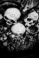 poor medical care, and executions resulted in the deaths of an estimated 1.7 to 2.5 million people.