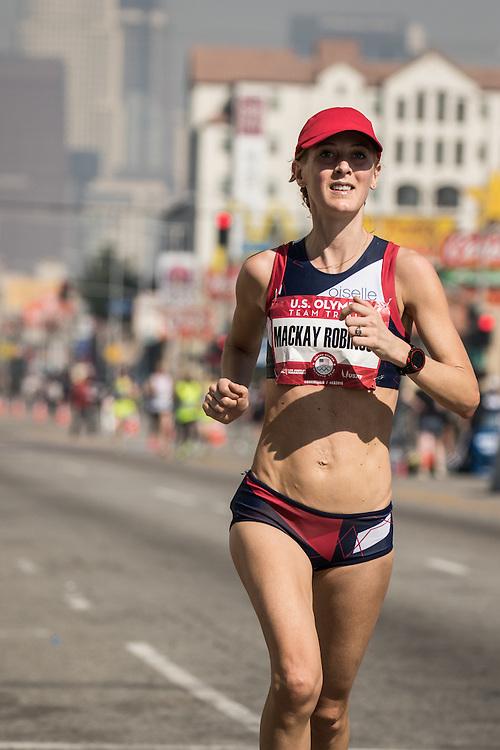 USA Olympic Team Trials Marathon 2016, Oiselle, Mackay Robinson