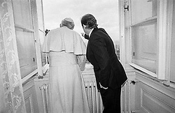 Prague Castle, 21 April 1990<br />