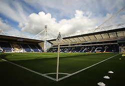 General view of Deepdale Stadium before the match - Mandatory by-line: Jack Phillips/JMP - 05/08/2017 - FOOTBALL - Deepdale - Preston, England - Preston North End v Sheffield Wednesday - English Football League Championship