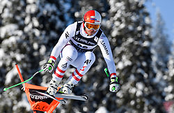 10.03.2018, Kvitfjell, NOR, FIS Weltcup Ski Alpin, Kvitfjell, Abfahrt, Herren, im Bild Ferstl Josef // Ferstl Josef in action during the men's downhill of FIS Ski Alpine World Cup in Kvitfjell, Norway on 2018/03/10. EXPA Pictures © 2018, PhotoCredit: EXPA/ Jonas Erikson