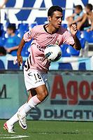 """Eran ZAHAVI Palermo.Roma 25/9/2011 Stadio """"Olimpico"""".Football Calcio Serie A 2011/2012.Lazio Vs Palermo.Foto Insidefoto Andrea Staccioli"""