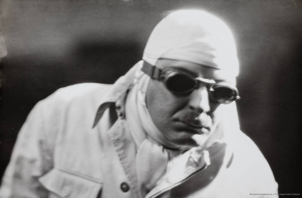 Kaye Don, sportsman, holder of world water-speed record, 1931, England, UK, 1929