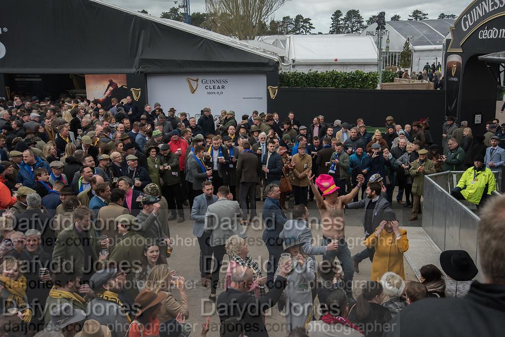 Ladies Day, Cheltenham Festival, 13 March 2019