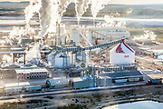 OCI Chemical, Trona Mine, Soda Ash production, Green River, WY