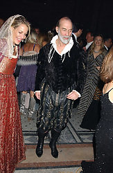 PRINCE MICHAEL OF KENT DANCING at Andy & Patti Wong's annual Chinese New Year party, this year celebrating the year of the dog held at The Royal Courts of Justice, The Strand, London WC2 on 28th January 2006.<br /><br />NON EXCLUSIVE - WORLD RIGHTS