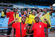 Total prizewinners attend the Total CAF Super Cup between Mamelodi Sundowns and Tout Puissant Mazembe held at Loftus Stadium on the 18th of February 2017 in Pretoria, South Africa<br /> <br /> Photo by: Dominic Barnardt / RealTime Images