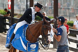 Werth Isabell, GER, Bella Rose<br /> World Equestrian Games - Tryon 2018<br /> © Hippo Foto - Sharon Vandeput<br /> 14/09/2018
