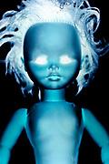 female doll portrait
