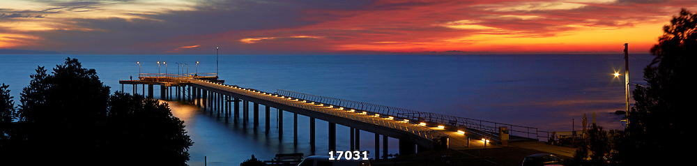 Lorne Pier at dawn