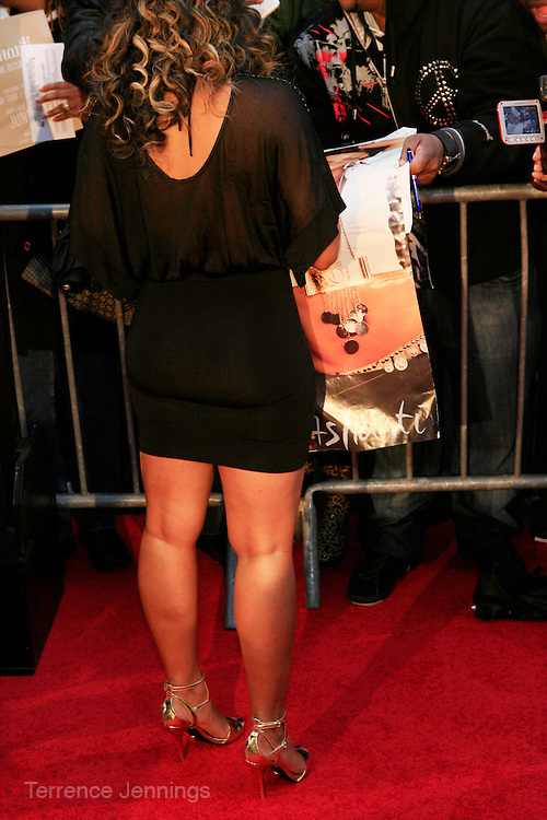 Ashanti at the BET Networks and Paramount special screening of Indiana Jones and the Kingdom of the Crystal Skull at The Magic Johnson Theater in Harlem, NYC on May 20, 2008