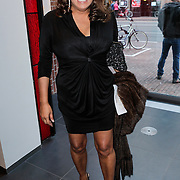 NLD/Amsterdam/20120420 - Show Joan Collins, Patty Brard