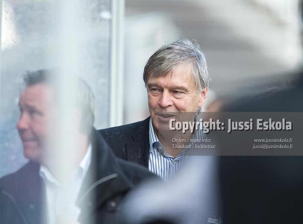 Markku Peltoniemi. Liigalegendat - Gladiaattorit. Sankarit stadionilla. Helsinki 8.9.2012. Photo: Jussi Eskola