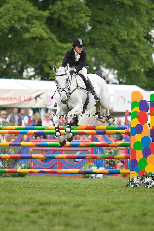 Equi-Trek Bramham International Horse Trials 2012 CCI3*<br /> Louise Milne Home and King Eider