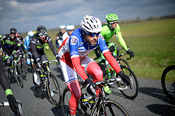 08.03.2016, Contres - Commentry, FRA, Paris Nizza, 2. Etappe, im Bild tronet steven (fra) // during the 2nd Stage of Paris- Nice Cycling Tour at Contres - Commentry, France on 2016/03/08. EXPA Pictures © 2016, PhotoCredit: EXPA/ Pressesports/ PAPON BERNARD<br /> <br /> *****ATTENTION - for AUT, SLO, CRO, SRB, BIH, MAZ, POL only*****