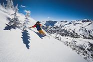 Patsy Marley Splitboard Snowboarding