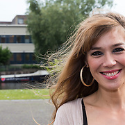 """NLD/Amsterdam/20130626 - Uitreiking Jackie""""s Best Dressed 2013, Beertje van Beers"""