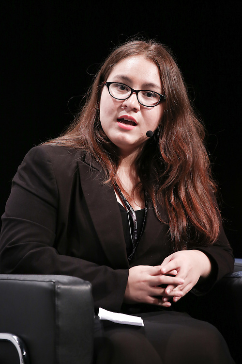 20160615 - Brussels , Belgium - 2016 June 15th - European Development Days - Climate and development - Getting to zero poverty and zero emissions Joselin Manzanares Nuñez Young Leader - Climate Change <br /> Nicaragua © European Union