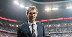 04.11.2015, Allianz Arena, Muenchen, GER, UEFA CL, FC Bayern Muenchen vs FC Arsenal, Gruppe F, im Bild Ex Fussballspieler Jens Lehmann // formeer Arsenal Goalkeeper Jens Lehmann during the UEFA Champions League group F match between FC Bayern Munich and FC Arsenal at the Allianz Arena in Munich, Germany on 2015/11/04. EXPA Pictures © 2015, PhotoCredit: EXPA/ JFK