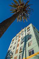 The historic Georgian Hotel in Santa Monica, Los Angeles, California.