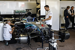 May 23, 2018 - Montecarlo, Monaco - Mercedes F1 W07 Hybrid of 2016 Nico Rosberg world champion during the Monaco Formula One Grand Prix  at Monaco on 23th of May, 2018 in Montecarlo, Monaco. (Credit Image: © Xavier Bonilla/NurPhoto via ZUMA Press)
