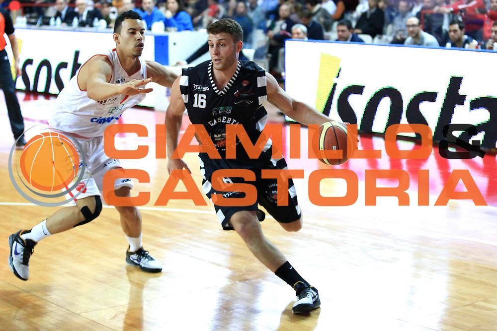 DESCRIZIONE : Varese Lega A 2012-2013 Cimberio Varese Juve Caserta<br /> GIOCATORE : Mavraides Dan <br /> CATEGORIA : palleggio<br /> SQUADRA : Juve Caserta<br /> EVENTO : Campionato Lega A 2012-2013 <br /> GARA : Cimberio Varese Juve Caserta<br /> DATA : 03/03/2013<br /> SPORT : Pallacanestro <br /> AUTORE : Agenzia Ciamillo-Castoria/I.Mancini<br /> Galleria : Lega Basket A 2012-2013  <br /> Fotonotizia : Varese Lega A 2012-2013 Cimberio Varese Juve Caserta<br /> Predefinita :