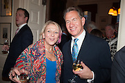 DOTTI IRVING; MICHAEL PORTILLO, Book launch for The Speedicut Papers, edited by Christopher Joll.- Bucks Club, Clifford St. London W1.