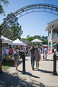 2015 Busker Festival in Abita Springs, Louisiana