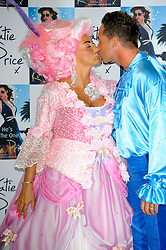 Katie Price Book Launch.<br /> English media personality, reality TV star, author, former glamour model, occasional singer and businesswoman Katie Price with husband Kieran Hayler attend a photocall to launch her new book 'He's The One' at The Worx, <br /> London, United Kingdom<br /> Tuesday, 18th June 2013<br /> Picture by Chris  Joseph / i-Images