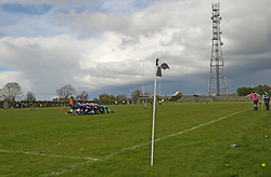 General view as Connacht juniors played Leinster at the Green Ballinrobe on saturday last.<br /> Pic Conor McKeown