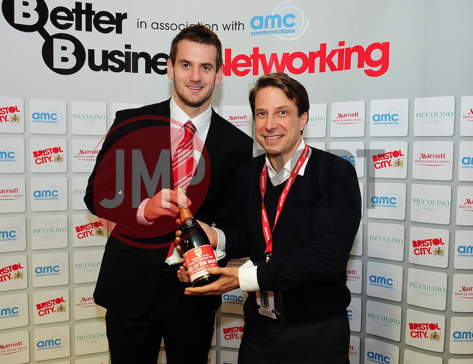 - Photo mandatory by-line: Joe Meredith/JMP  - Tel: Mobile:07966 386802 17/11/2012 - Bristol City v Blackpool - SPORT - FOOTBALL - Championship -  Bristol  - Ashton Gate Stadium -