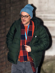 © Licensed to London News Pictures. 06/01/2020. London, UK. DOMINIC CUMMINGS special adviser to the government of Boris Johnson arrives at Downing Street in London following a Christmas break. British PM Boris Johnson returns to face tension with both Iran and the USA following a U. S drone strike that killed Iranian General Qasem Soleimani. Photo credit: Ben Cawthra/LNP